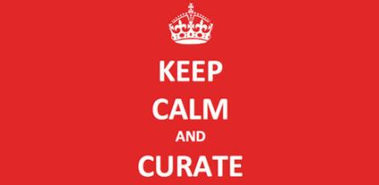 Keep Calm and Curate Content