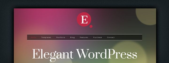 Free WordPress Themes, November 2014