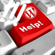 Getting WordPress Help