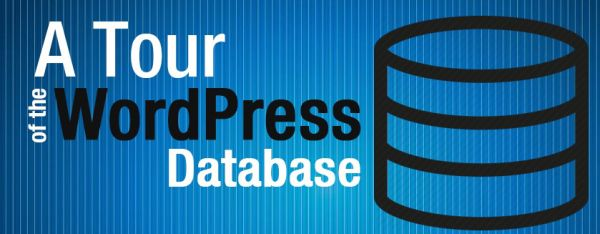The WordPress Database Tables