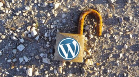 Broken WordPress Security