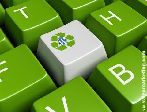 Evergreen WordPress Content