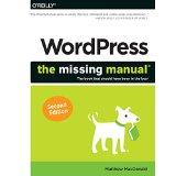 WordPress The Missing Manual