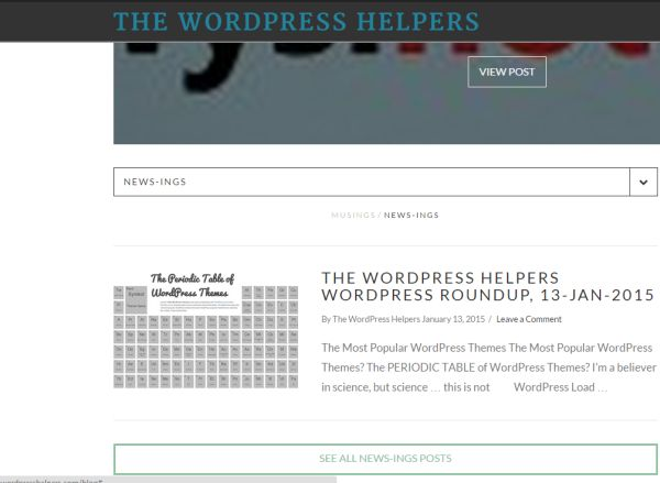 Automatic Excerpting in WordPress