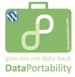 WordPress Data Portability