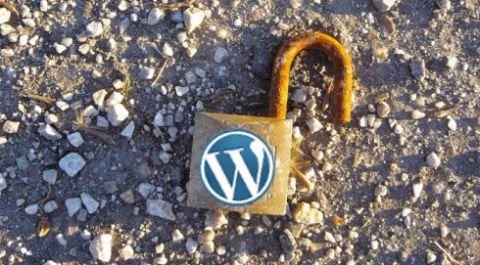 Broken WordPress Security