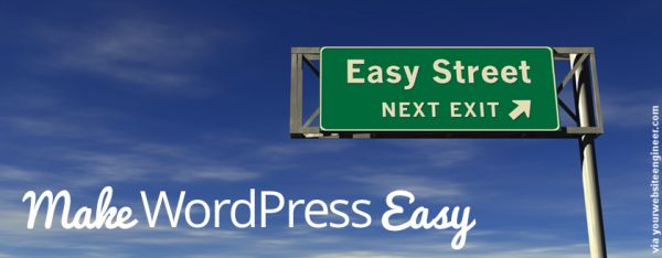 Making WordPress Easy