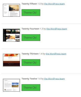 WordPress Theme Checker