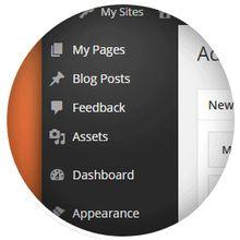 Wheres My Stuff on the WordPress Admin Menu?