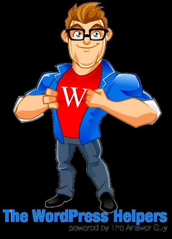 Will The WordPress Helper